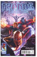 Thanos Imperative 5 Marvel 2010 VF Aleksi Briclot 1st Print