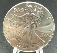 2015 American Eagle 1 Ounce Coin .999 Silver Us Eagle Brilliant Uncirculated