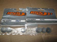 RS5 Formel 1 F1 Scheibenfedern 0,5 NEU 30312 RS 5 1:5 Federung Vorderachse Stabi