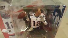 Mcfarlane SPORTS picK Tom Brady NO HELMET chase variant.