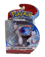 Pokemon Battle Feature Figure: MEWTWO with Launch Attack! New, Sealed!