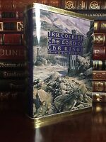 Lord of the Rings by J.R.R. Tolkien Illustrated by Alan Lee Brand New Hardcover