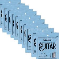 10 PACK Orphee-RX19 REGULAR SLINKY(.011-.050)ELECTRIC GUITAR STRINGS 10 Set K1Y9