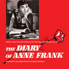 Alfred Newman – The Diary Of Anne Frank Original Soundtrack CD