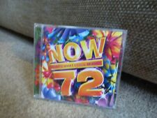 VARIOUS - NOW THAT'S WHAT I CALL MUSIC : VOLUME 72 (ORIGINAL 2009 2-CD SET)