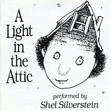 Shel Silverstein - Light in the Attic [New CD]