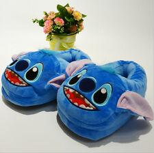 Anime Stitch Cartoon Shoes Slippers CottonSlipper Creative Lilo & Stitch Gift