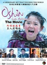 DVD Oshin Live Action The Movie + Free Postage Shipping