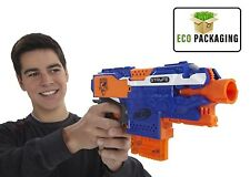 NERF Gun N-Strike Elite Stryfe Blaster ( Gun IS Exactly AS SHOWN IN PICTURE )