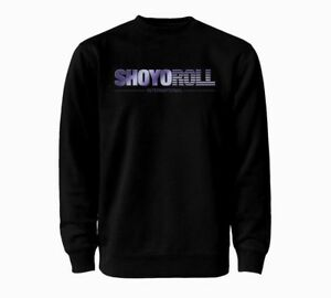 SHOYOROLL SCREENSAVER SWEATER BLACK/Medium