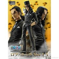 Portrait.Of.Pirates One Piece Rob Lucci Ver.1.5 LIMITED EDITION Excellent Model