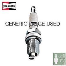 8X Champion Cobre más Chispa Conector Rv15yc4