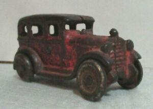 1920's HUBLEY KILGORE ARCADE TOURING SEDAN 4DR w/ PRESSED STEEL WHEELS