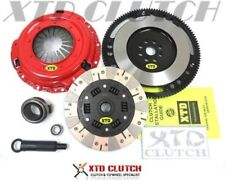 XTD STAGE 3 DUAL FRICTION CLUTCH & PROLITE FLYWHEEL KIT 94-01 INTEGRA CIVIC CRV