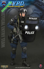 SOLDIER STORY SS100 NYPD ESU TACTICAL ENTRY TEAM 1/6 LED SHIELD JAKE GYLLENHAAL