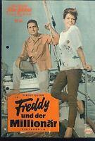 """IFB Illustrierte Film Bühne Nr. 05965 """" Freddy und der Millionär """""""
