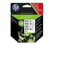 Multipack bk-c-m-y ORIGINALE HP C2N92AE N. 920XL per HP OFFICEJET 6500 E710
