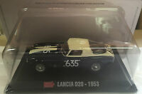 "DIE CAST 1000 MIGLIA "" LANCIA D20 - 1953 "" + BOX 2 SCALA 1/43"