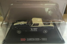 "DIE CAST 1000 MIGLIA "" LANCIA D20 - 1953 "" + BOX 2 SCALA 1/43"
