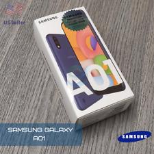 """NEW Samsung Galaxy A01 📲 16GB 2GB SM-A015M/DS (Factory Unlocked) 5.7"""" Dual SIM"""