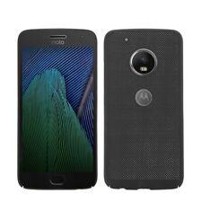 Motorola Moto G4 Play Hülle Case Handy Cover Schutz Tasche Schutzhülle Schwarz