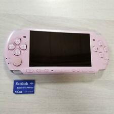 Playstation Portable Console PSP-3000ZP Blossom Pink Sony Used Japan
