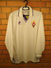 Fiorentina third jersey 1992 1993 long sleeve shirt deadstock soccer Lotto