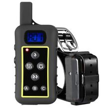 2000 M Remote Dog Training Shock Collar Hunting Trainer Waterproof Rechargeable