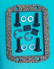 Dana 30 44 60 Fork Pad Shoe Insert Clip Kit w/bolts and gasket Vacuum Disconnect