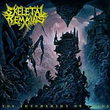 SKELETAL REMAINS-ENTOMBMENT OF CHAOS (US IMPORT) CD NEW