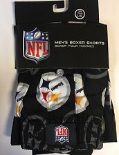 New NFL Men's Boxer Shorts, Pittsburgh Steelers Size XL, Ben Roethlisberger