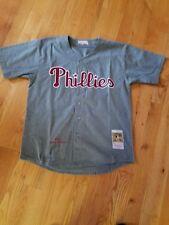 Richie Ashburn Phillies Mitchell Ness MLB Jersey Size 52 2XL  NWOT