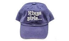 LA Kings Girls Chicks with Sticks Strap Women NHL Roller Hockey Hat Slouch Cap 1