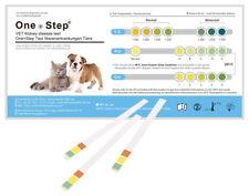 2 x Nierentest - Gesundheitstest (Urin) für Tiere - mit Farbreferenzkarte !