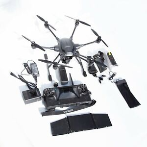 Yuneec Typhoon H Hexacopter With Gco3 4k Camera, 1 free wand,64gb-sd, box, &more