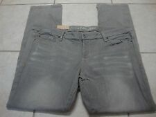 NWOT Womens CONVERSE ONE STAR low waist straight hip & thigh jeans, 16