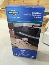 """New listing New Petsafe ScatMat Sofa Size Training Mat 60"""" x 12"""" Indoor Training Dogs & Cats"""