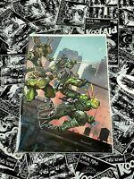 Teenage Mutant Ninja Turtles #97 Kael Ngu Virgin Variant Signed by Eastman