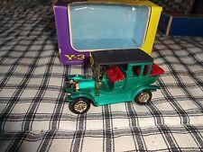 Lesney Matchbox Y3 1910 benz Limousine NOS mint boxed