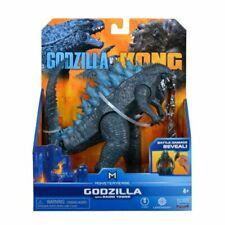 Godzilla vs Kong Godzilla With Radio Tower Battle Damage Reveal Monsterverse