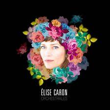 ELISE CARON - ORCHESTRALES (CD NEUF)