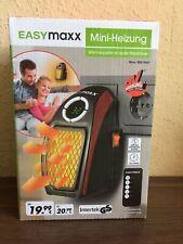 Easy Maxx Mini Heizung mit Fernbedienung, Bekannt aus TV, TOP!