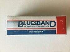 Bluesband Harmonica by Hohner International New! Key of C