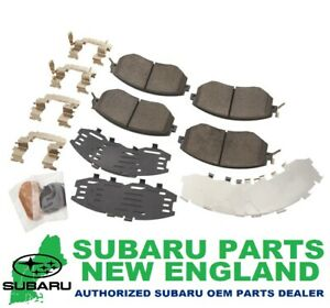 Genuine OEM Subaru Front Brake Pads Kit 26296SC011