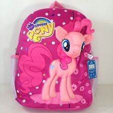 My Little Pony School Bag Handbag Purse Backpack Rucksack Satchel 15""
