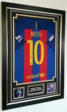 FOOTBALL SHIRT FRAMES JERSEY FRAMING   **  We frame your shirt for you   **