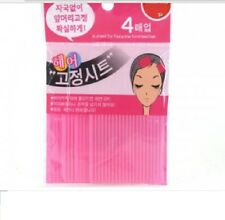 Forelock Hair Clip Sheet Style Maker No Mark Man Woman Ez Styling 4 pcs Md Korea