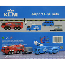JC Wings XX2026, KLM Royal Dutch Airlines Ground Support Equipment (GSE) Set #6