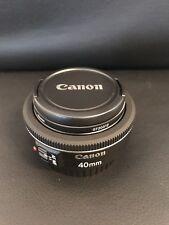 Lens 40mm
