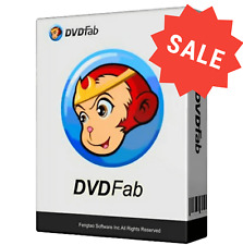 DVDFab 11 ✔️Lifetime Activation ✔️DVD/Blu-ray/4K Ultra HD✔️ Official Download✔️